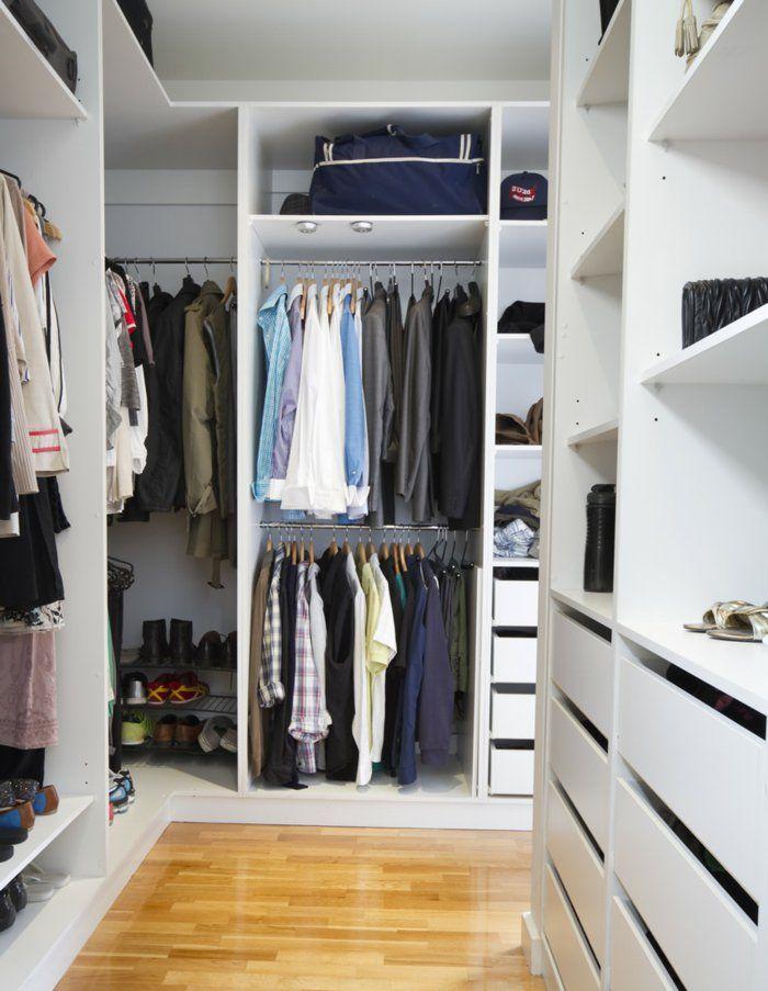 Stunning Offener Kleiderschrank Beispiele wie der Kleiderschrank ohne T ren modern und funktional vorkommt Fresh Ideen f r das Interieur Dekoration u