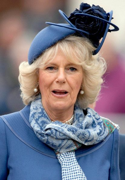 Camilla Parker Bowles Photo - Camilla Parker Bowles Accepts the Freedom of Thame Award
