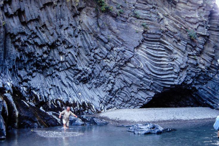 Motta Camastra - Gole del fiume Alcantara