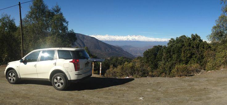 El Roble Hill, Metropolitan Region, Chile
