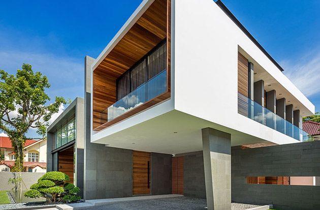 Mimosa House by Park + Associates