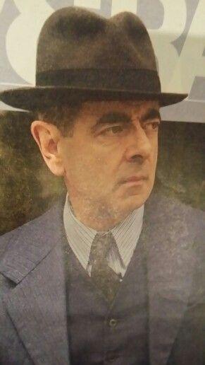 Rowan Atkinson as (Jules) Maigret