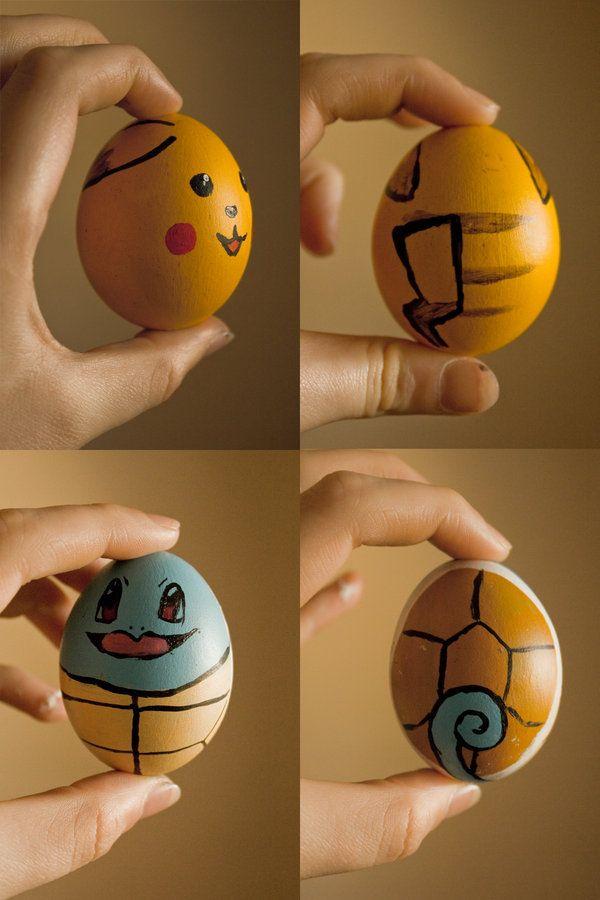 Pokemon Easter Eggs / Hollii303