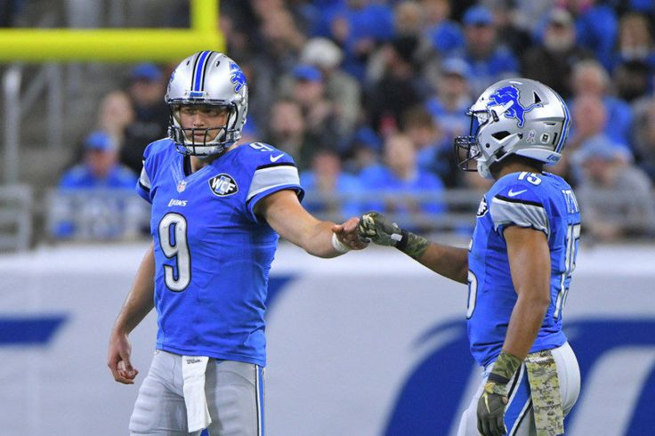Matthew Stafford needs Golden Tate to help him lead Lions to playoffs = The Detroit Lions are going to go as far this season as Matthew Stafford takes them. Stafford, though, is going to need a lot of help from Golden Tate. In his first two seasons with the Lions, Tate found a perfect role in.....