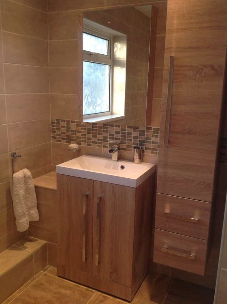 #VPShareYourStyle Fran  from Swansea shows us how great wooden furniture looks in the bathroom.