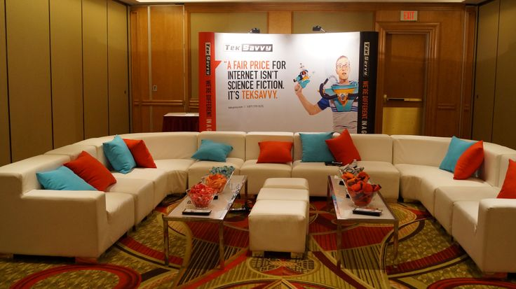Check out the TekSavvy room at the 2013 Canadian ISP Summit. http://teksavvy.com/ We're Different. In A Good Way.