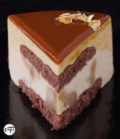 C'est ma fournée !: Le poire/caramel de Christophe Felder