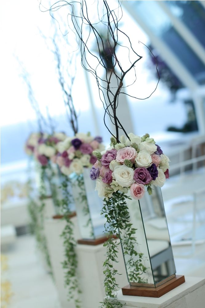 Aisle decoration by Tirtha Bridal Uluwatu Bali