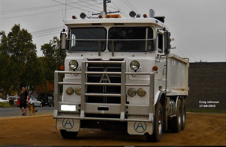 https://flic.kr/p/V6mQoS | photo by secret squirrel | Truck of the Day at Mirboo North=2015