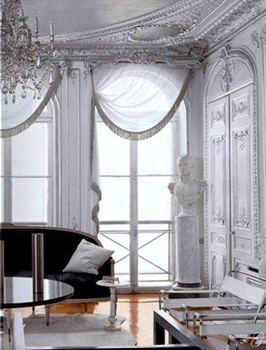 Шторы на большие окна | Шторы на заказ. Салон штор в Москве. Низкие цены!