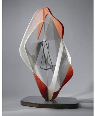 Naum Gabo - Artist, Fine Art, Auction Records, Prices, Biography for Naum (Pevsner) Gabo