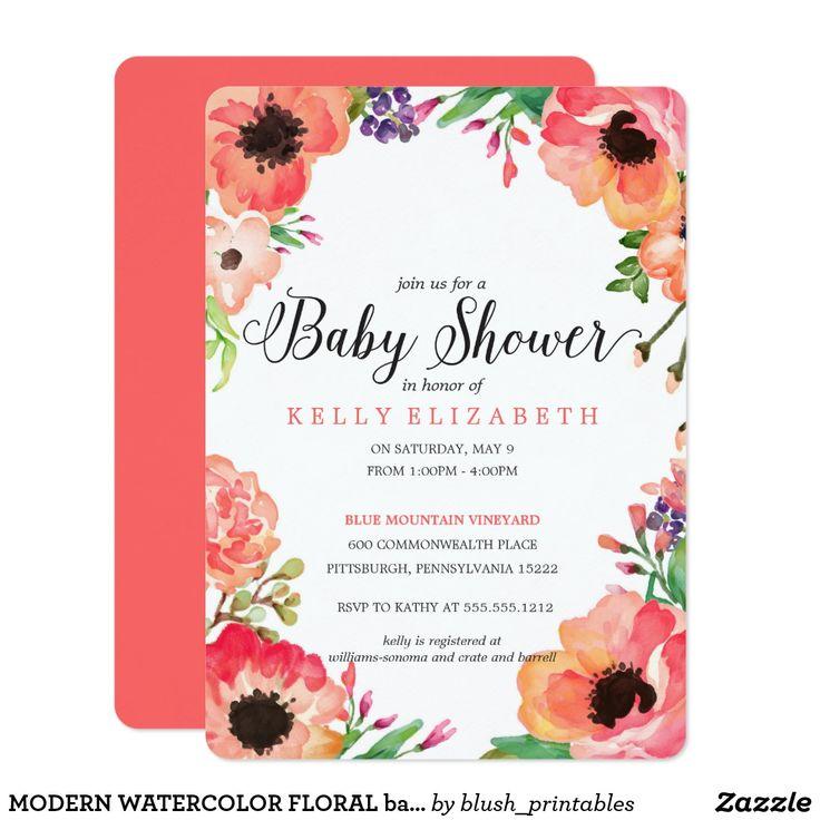 513 best Baby Shower Invites images on Pinterest