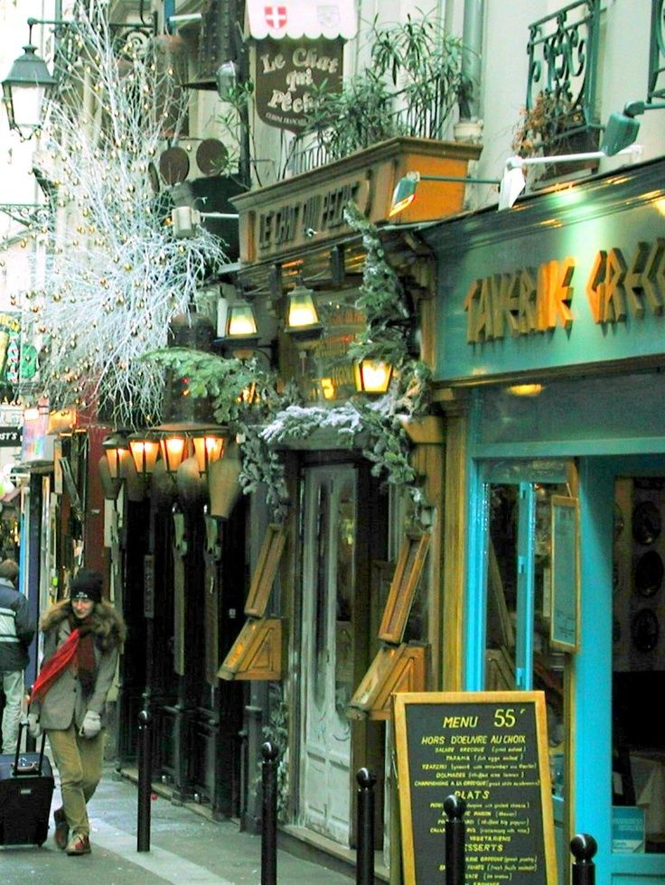 Paris 5th, Quartier Latin