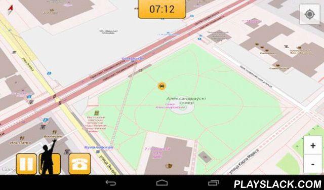 BelTaxi Driver  Android App - playslack.com , Приложение для водителей такси.Основные возможности:1. Мгновенный прием заказа от клиента или диспетчера2. Вы видите на карте место, где вас ждет клиент3. Выбор актуального тарифа4. Вы указываете время, через которое вы подъедете к клиенту5. Расчет стоимости поездки согласно выбранного тарифа6. Создание заказа «от борта»7. Отображение статистики обработанных заказов8. Вы можете запросить звонок диспетчераЧтобы зарегистрироваться в нашем сервисе в…