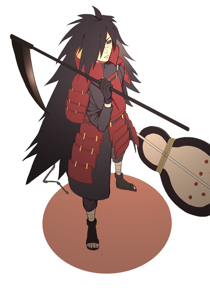 Madara Uchiha In the War <3<3