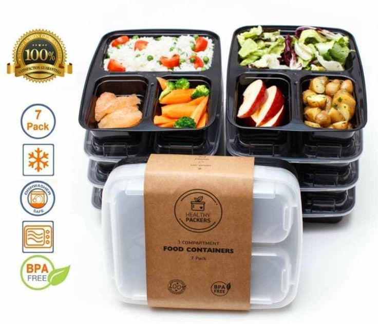 7 lunch box containers food storage containers , Bento New free shipping #HealthyPackers