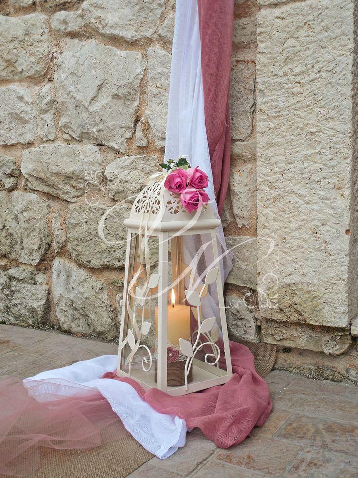 Στολισμός εκκλησίας για βάπτιση - Church decoration for baptism