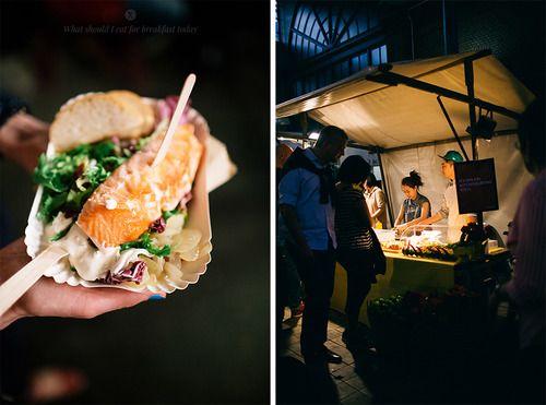Eat Berlin - Markt Halle Neun, Street Food Thursday