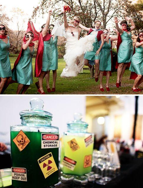 Nicole Rene Design {weddings, events, home decor, fashion & more}: Wedding #30: The Superhero Wedding
