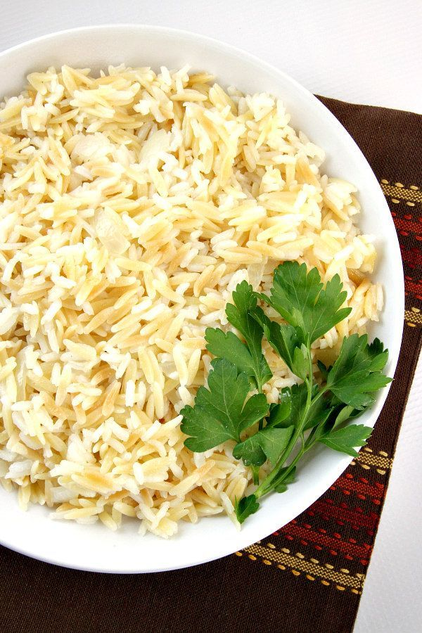 Classic Rice Pilaf Recipe - RecipeGirl.com
