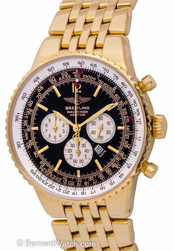 Breitling - Navitimer Heritage : K35340 : Bernard Watch
