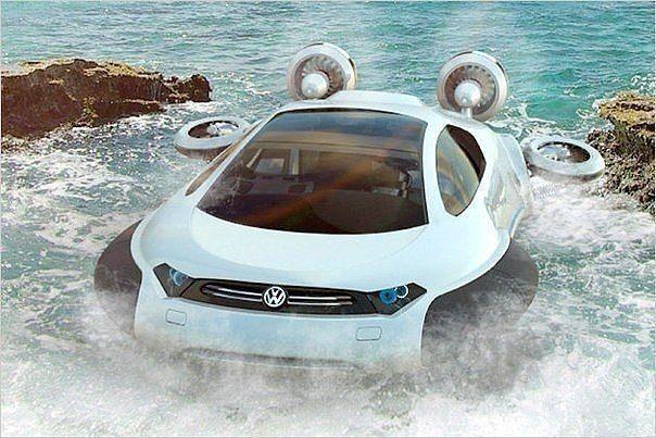 Volkswagen AQUA / Только машины