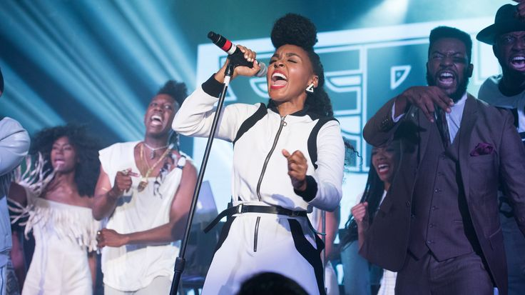 Janelle Monáe Releases Visceral Protest Song, 'Hell You Talmbout' : All Songs Considered : NPR