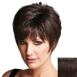 Human Hair Wigs For White And Black Women | Cheap Human Hair Lace Front Wigs Online For Sale At Wholesale Prices | Sammydress.com Page 6