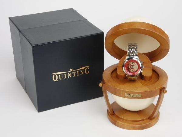 "Quinting Swiss ""mystery"" chronometer, #232"