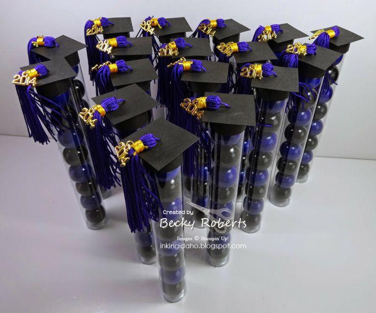 Entintado Idaho: Día de Graduación
