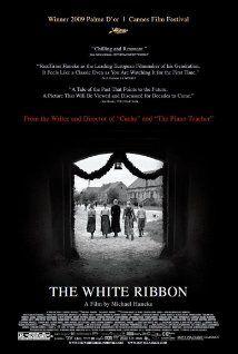 Das Weiße Band (2009) - Michael Haneke.           The White Ribbon.  Il nastro bianco.                   (Austria, Germany, France).