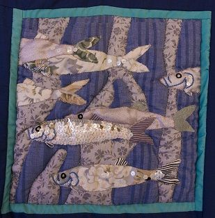 "Herring known as the ""Silver Darlings"" by Cathy MacNeilage, whose husband was a fisherman."