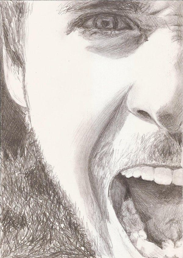 Jared Leto 4 by crayon2papier.deviantart.com on @deviantART