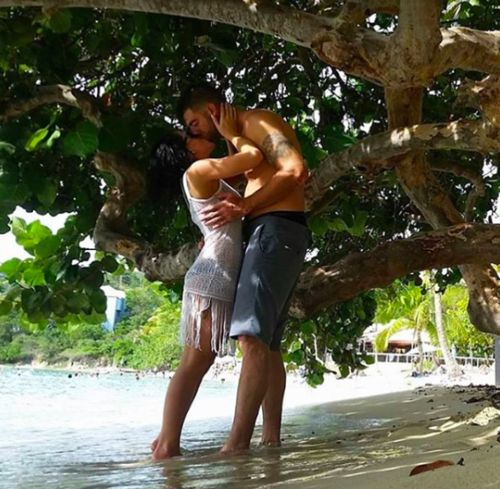 The Stir-15 Pics That Prove Jenelle Evans Is Gaga for Her New Boyfriend (PHOTOS)