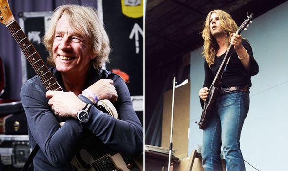 Status Quo band shock: Rick Parfitt QUITS after 50 years