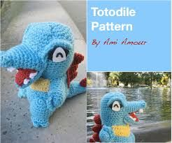 Pokemon Crochet Pattern Book Free Crochet Patterns