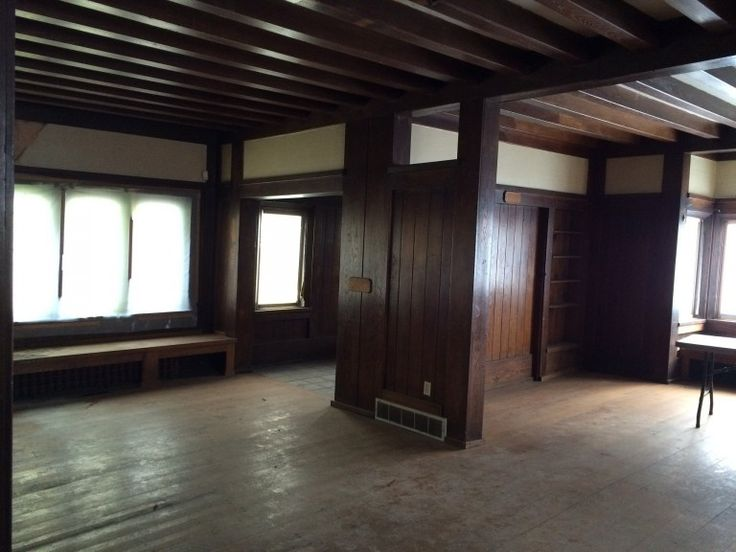 Look inside Syracuse home of famed furniture maker Gustav Stickley ...