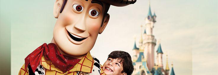 Disneyland Paris la vacanza per tutta la famiglia da 99 Euro!