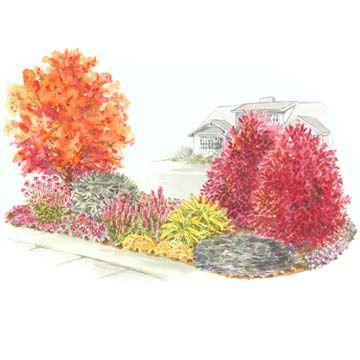 Low-Work Season-Long Garden