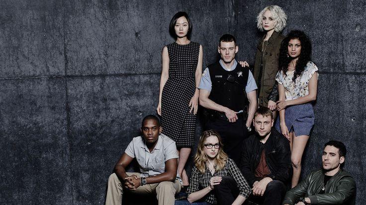sense8 - Netflix - cast