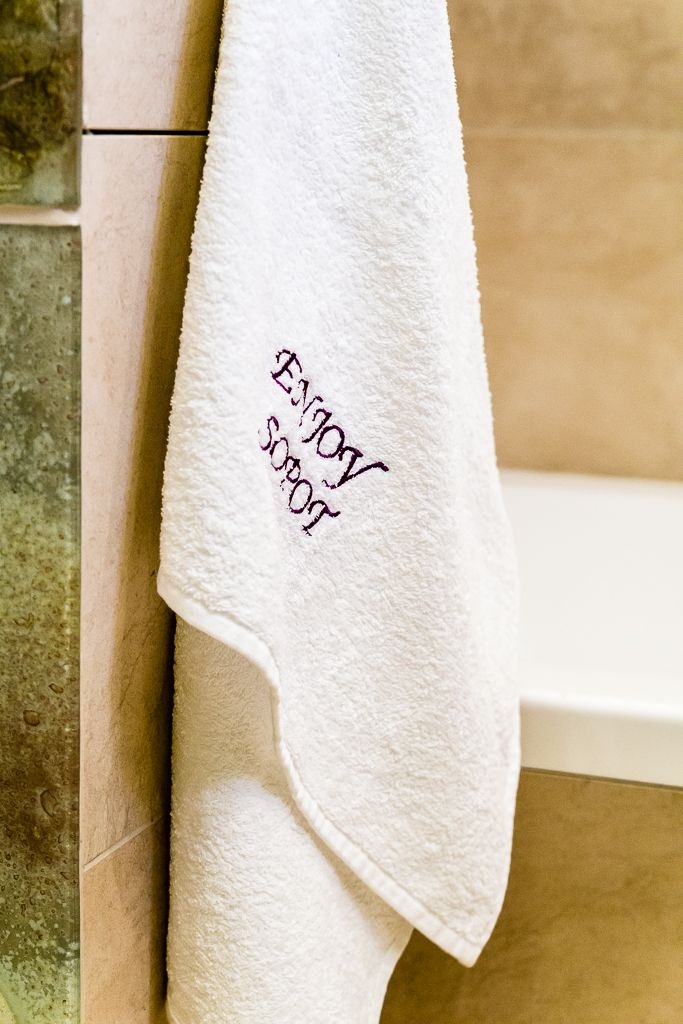 Ręczniki dla naszych gości
