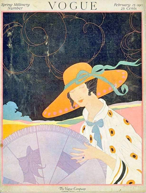 Vogue Magazine February 1917