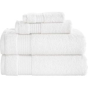 Better Homes And Gardens Extra Absorbent Bath Towel 4 Piece Assorted Set Gardens Home And Colors