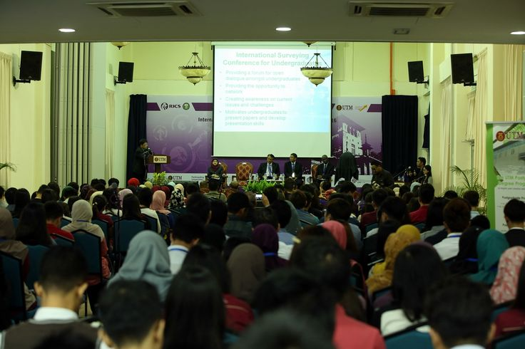 8th RICS-RISM International Surveying Conference for Undergraduate (ISCU) 2016 | Photos