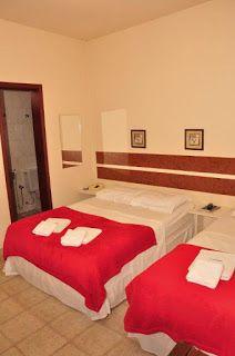 EULIN RIBEIRO : Hotel Minastur em Capitolio Minas Gerais
