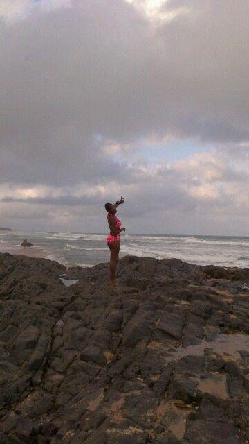 The ocean makes me happy!