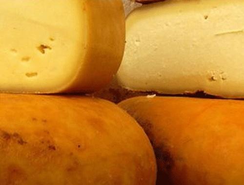 El queso Mahón-Menorca