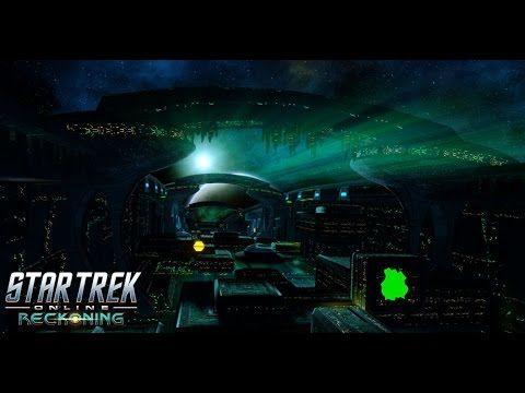 The Breach Event 2017 Demo with Lukari Ho'Kuun T6 Ship - Star Trek Online