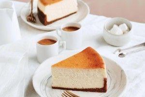 Classic New York–Style Cheesecake