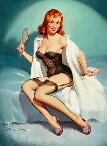 (via Legends of Pin Up - Harry Ekman: Pin Up and Cartoon Girls)        Like it!      Share this    (via Legends of Pin Up - Harry Ekman: Pin Up and Cartoon Girls)  Quoted from: http://pinupgirlsart.tumblr.com/post/13639973590/via-le....up-and    © Copyright: see author in the original source of this image. [?]  Comments  Would you like to say something?    Sign up to comment (it's free!) or log in if you're already a member.: Pinups, Harry Ekman, Pinupart, Vintage Pin Up, Pin Up Art, Pinup Girls, Pinup Art, Pin Ups, Pin Up Girls